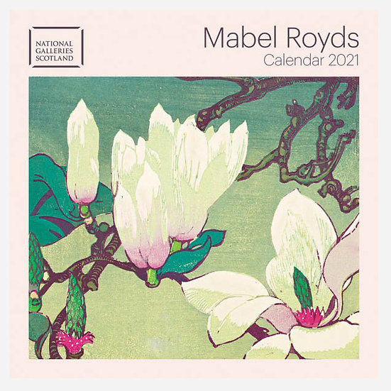 Mini Mabel Royds 2021 Calendar