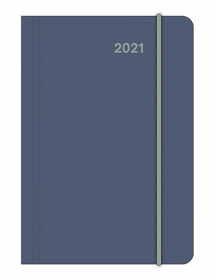 Mini Flexi Diary 2021 Thistle