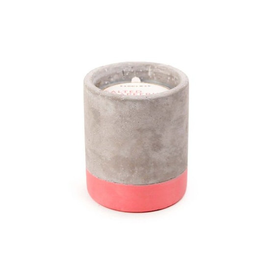 Concrete Candle Salted Grapefruit