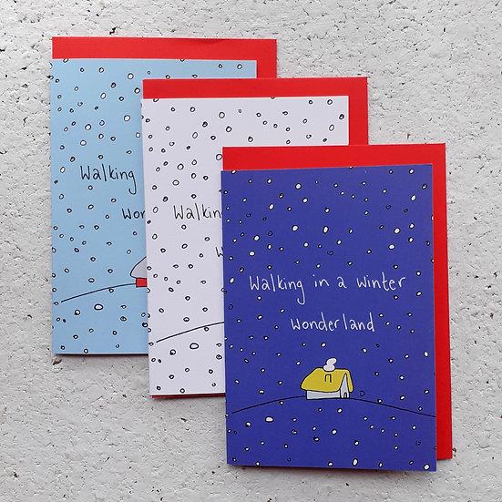 Winter Wonderland Card Set