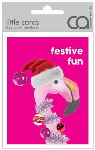 Festive Fun Mini Card Pack