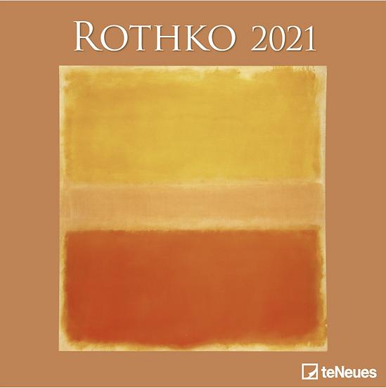 Rothko 2021 Calendar