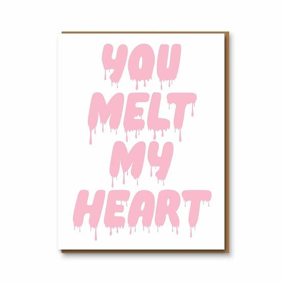 Melt My Heart Card