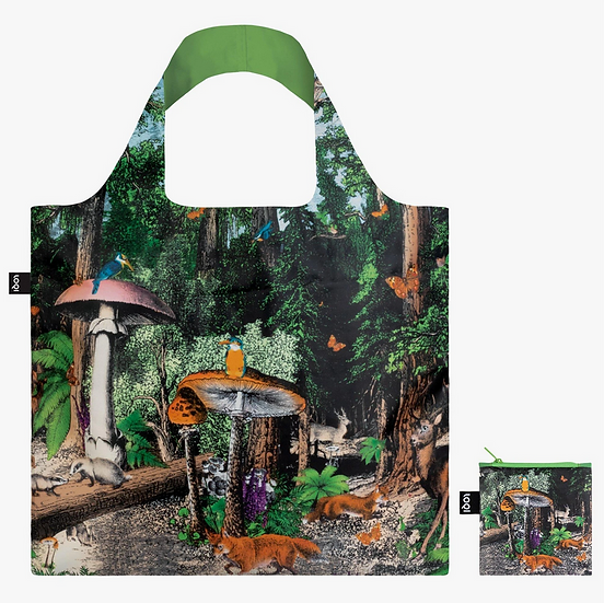Forest Shopping Bag