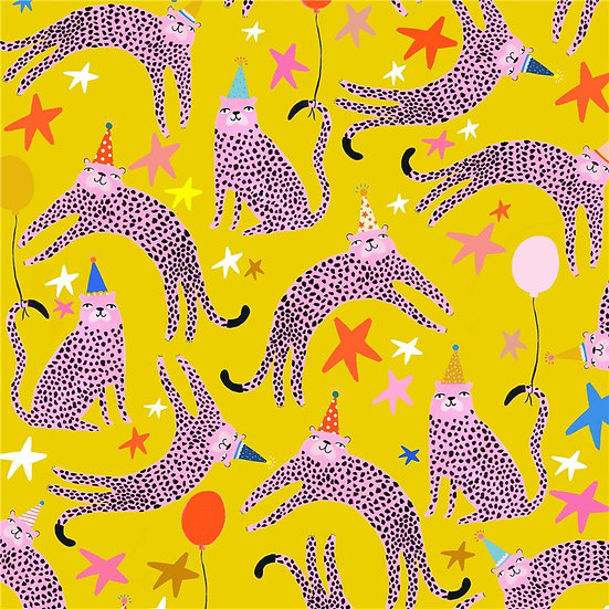 Cheetah Wrap x2 Sheets