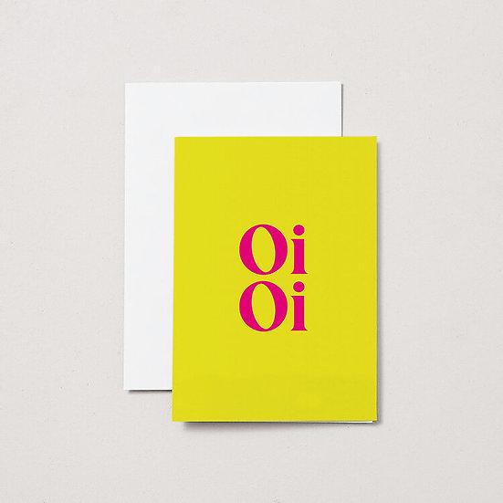 Oi Oi Card