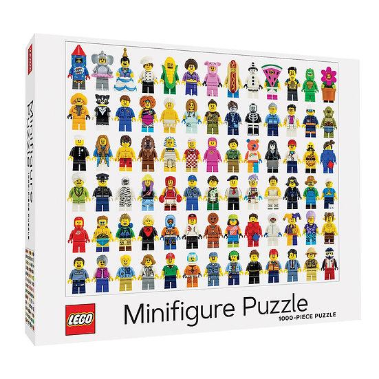 Minifigure Lego Puzzle