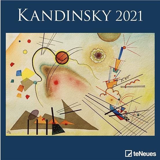 Kandinsky 2021 Calendar