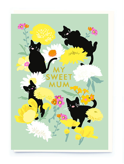 Sweet Mum Card