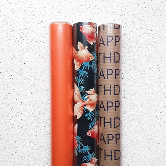 Roll Wrap Bundle ORANGE