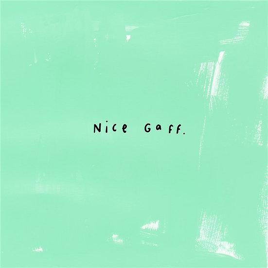 Nice Gaff Card