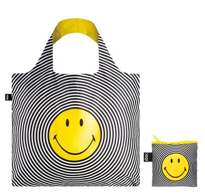 Smiley Shopping Bag