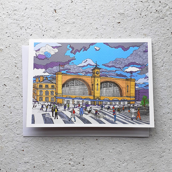 King's Cross Card
