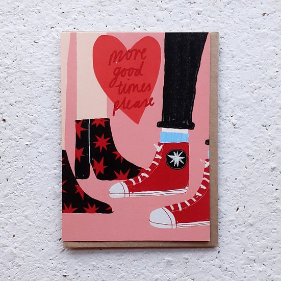 Good Times Card