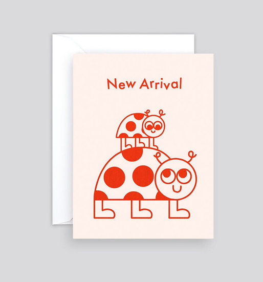 New Arrival Card