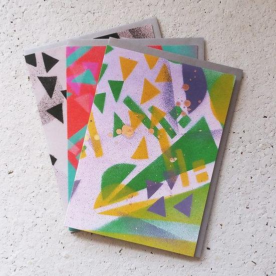 Graffiti Card Set