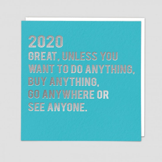 2020 Card