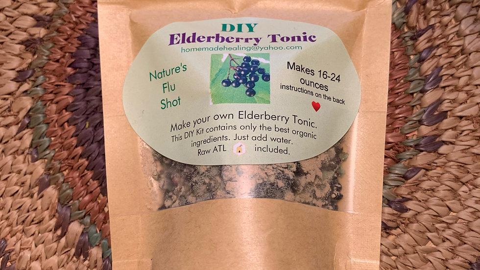 DIY Elderberry Herb Packet Only