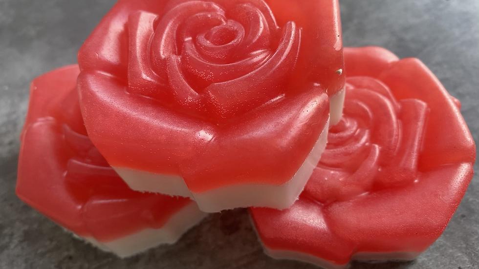 Rose & Shea Natural Soap Bar