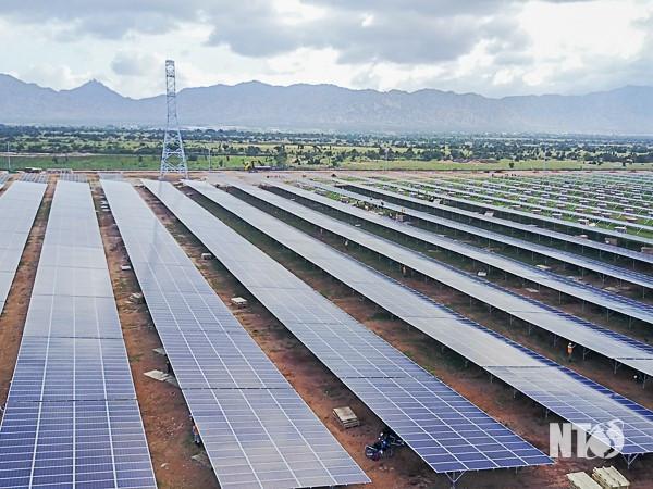 (Dự án Điện năng lượng mặt trời Bắc Bình – Bình Thuận)