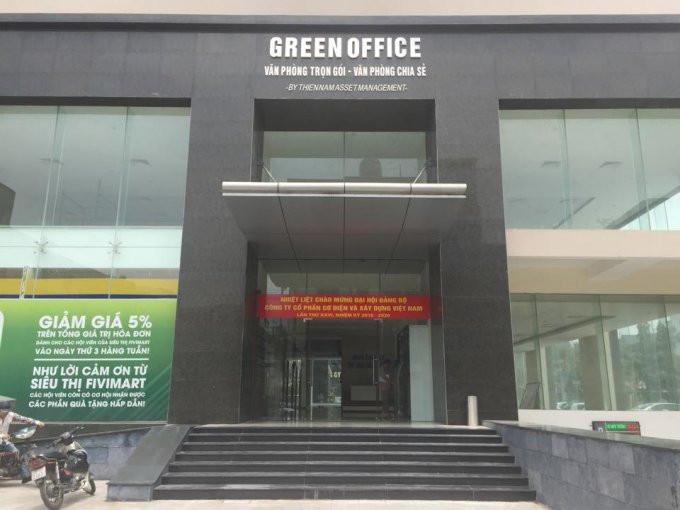 (Tòa nhà văn phòng GreenOffice - MecoComplex 102 Trường Chinh)