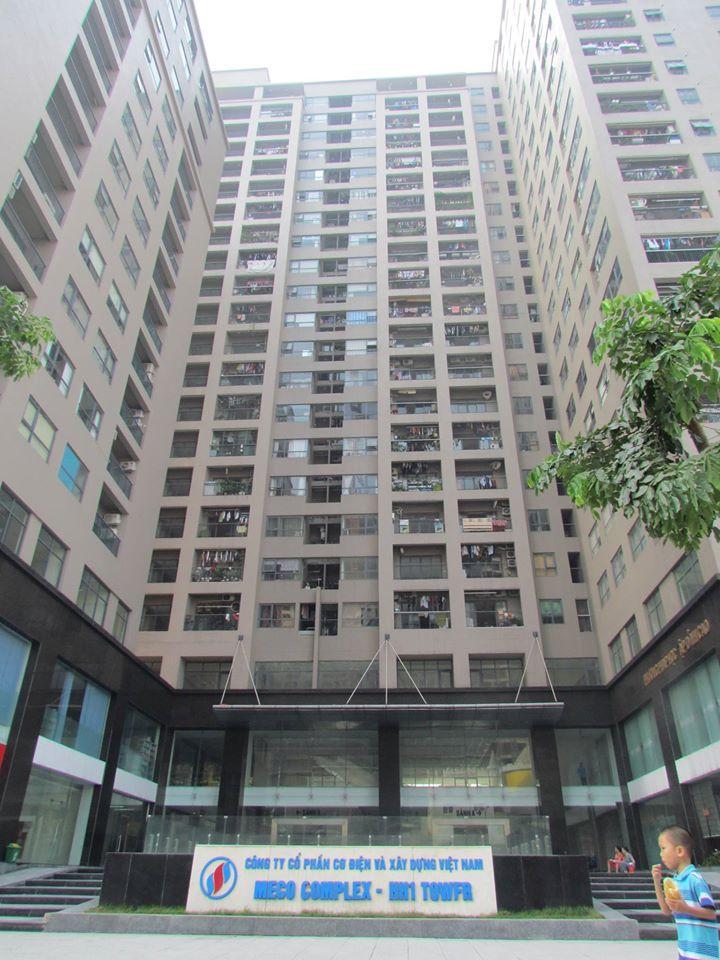 (Dự án Khu nhà ở cao tầng và Văn phòng MecoComplex 102 Trường Chinh)