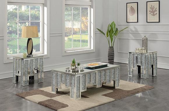 Cascade Glass Coffee Table