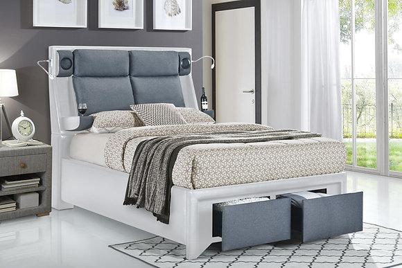 Tuam Speaker Bed