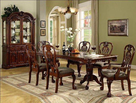 St Lucia Formal Dining Set