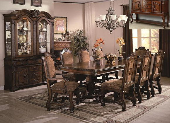 Neo Renaissance Formal Dining Set