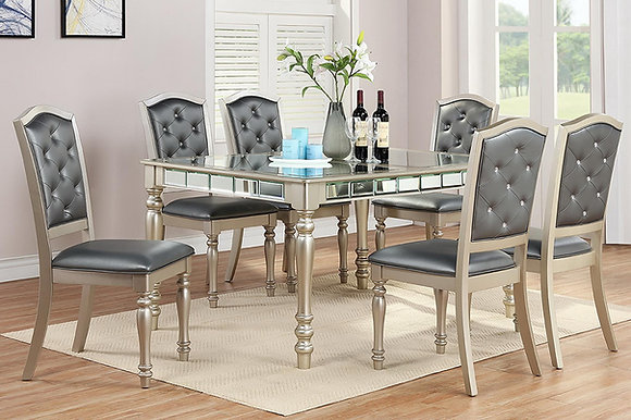 Lublin 5pc Dining Set