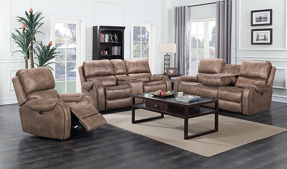 Western Recling Living Room