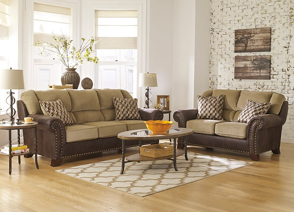 CALIFORNIA 2PC SOFA,LOVE