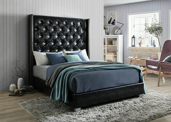 Charles Tufted Bed
