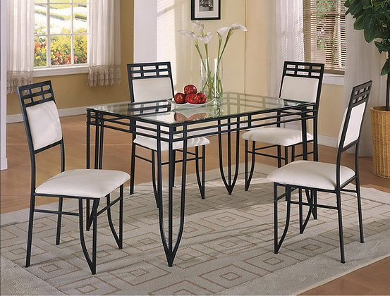 Matrix 5PC Dining Set