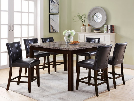 Berling 5pc Dining Set