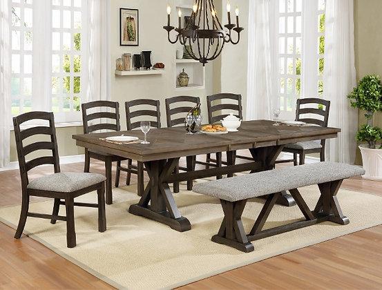 Armina 5pc Dining Set