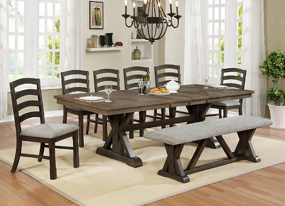 Armina 5pc Dining Set