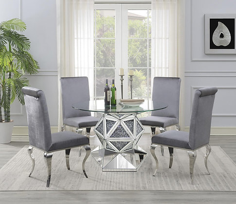 Luxury 5pc Dining Group