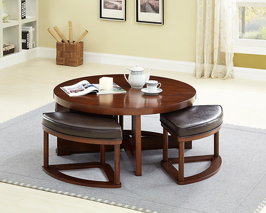 ORLANDO ROUND COFFEE TABLE