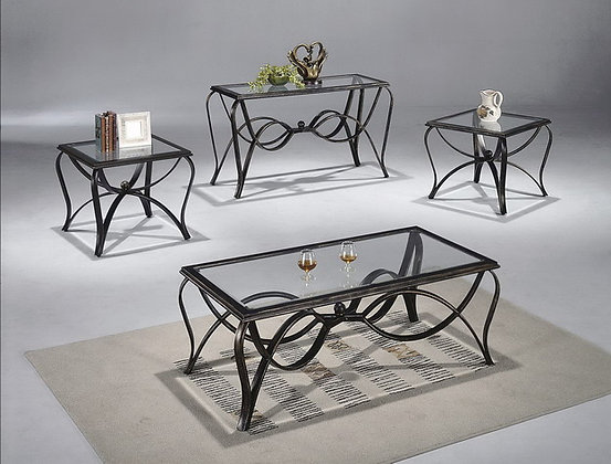 MONARCH COFFEE TABLE SET