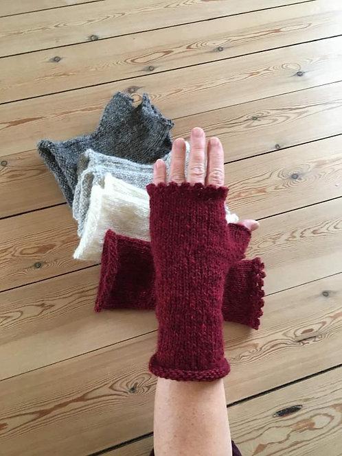 handske i strik