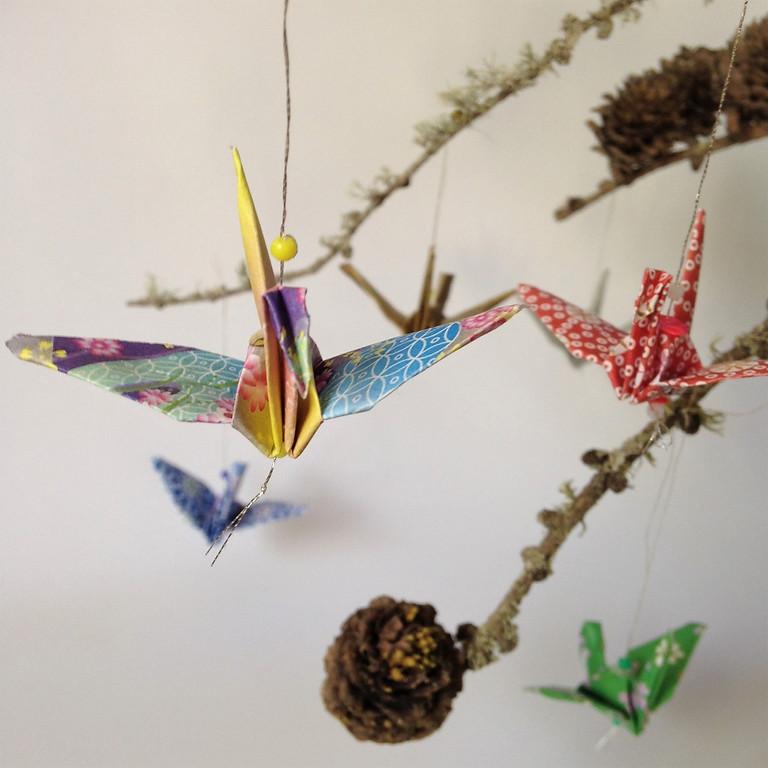KREA DAG - Japansk dag med papirkunst, tegn, sprog og mad
