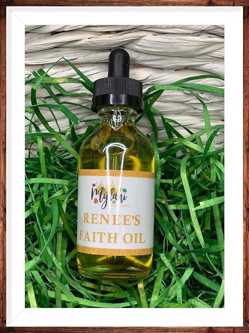 Renee's Faith Oil growth serum