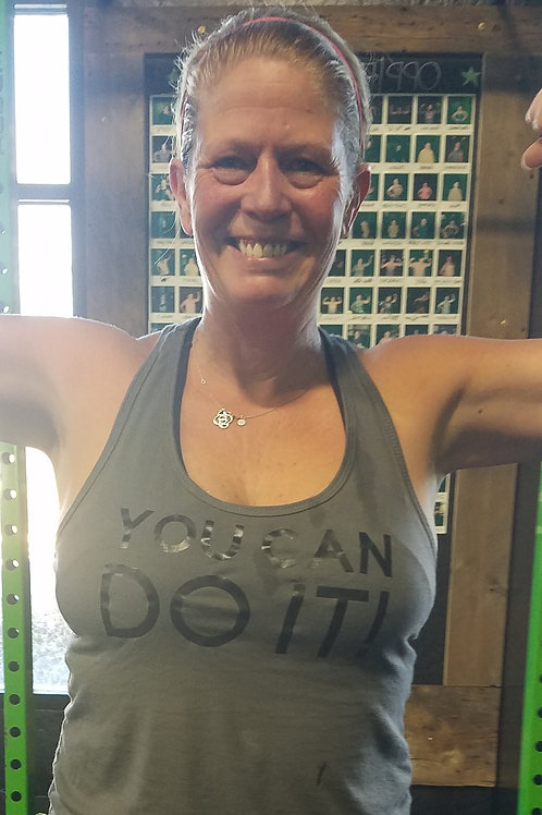 YOU CAN DO IT! Workout Tank