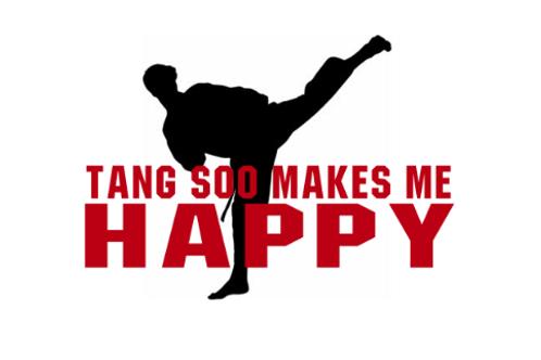 TANG SOO MAKES ME HAPPY Hoodie