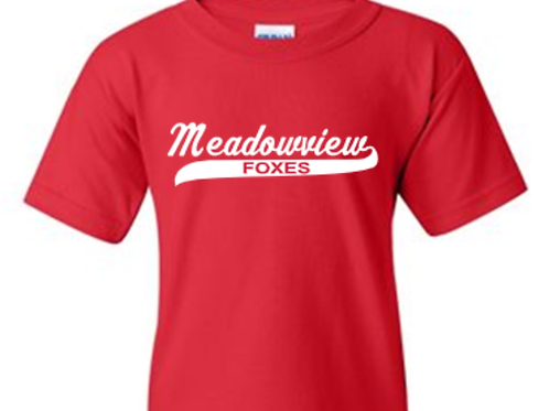 Meadowview Tails Short Sleeve Tee