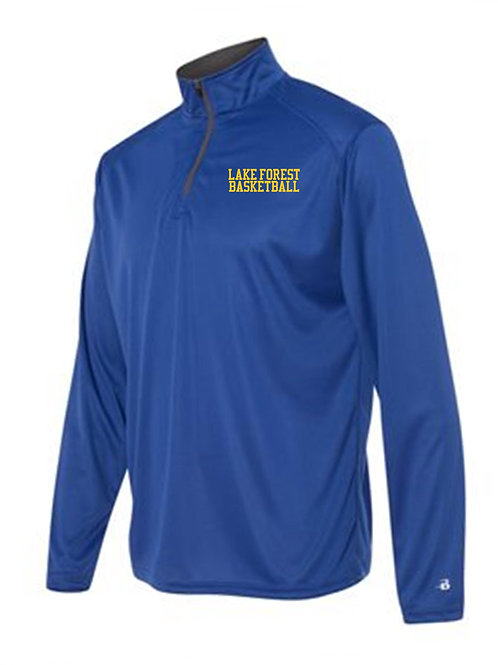 Badger 1/4 Zip Performance Pullover