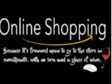 Online Shopping...