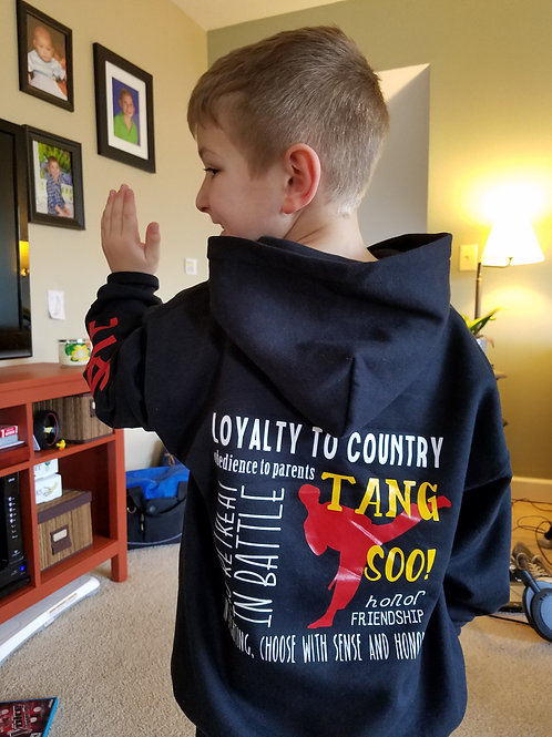 Loyalty to Country Hoodie